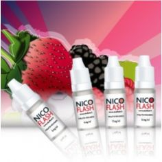 E-liquide Fruits rouges NICOFLASH