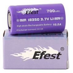 Batterie 700 mAh Purple Efest