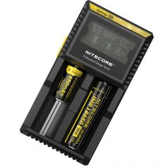 Chargeur Digicharger D2 Nitecore