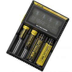 Chargeur Digicharger D4 Nitecore