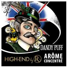 E-liquide DANDY PUFF Revolute High-End