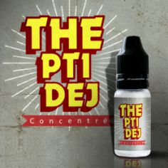 E-liquide THE PTI DEJ Revolute Vape Or DIY