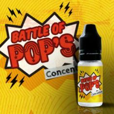 E-liquide BATTLE OF POP'S Revolute Vape Or DIY