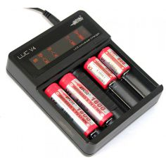 Chargeur LUC V4 LCD Efest