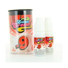 E-liquide Sweet Cream Num9 Eliquid France