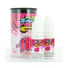 E-liquide Sweet Cream Num16 Eliquid France