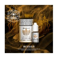 E-liquide Messiah Illusions Vapor