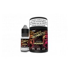 E-liquide Harambe Twelve Monkeys