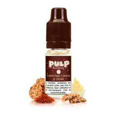 E-liquide Christmas Cookie & Cream PULP