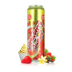 E-liquide Strawberry Custard Mohawk & Co