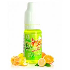 Booster Citron Orange Mandarine No Fresh Eliquid France Fruizee
