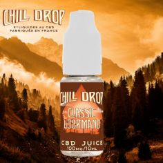 E-liquide Classic Gourmand CBD Chill Drop