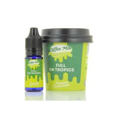 E-liquide Full On Tropics Coffee Mill