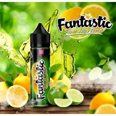 E-liquide Fantastic Lemon Lime 50ml