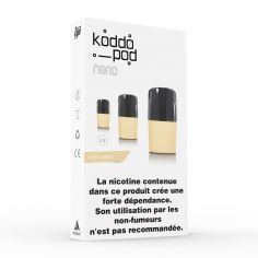 Pack 3 Pods USA Classic Le French Liquide
