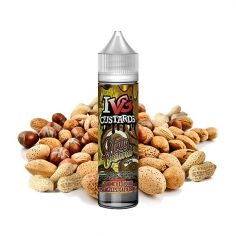 E-liquide Nutty Custard 50ml IVG