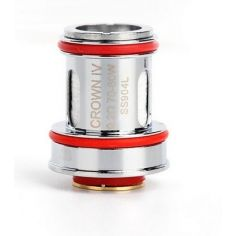 Pack 4 résistances Crown 4 Uwell