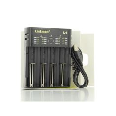 Chargeur L4 2A Fast Charger Listman