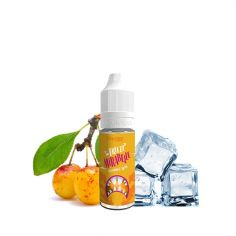E-liquide Freeze mirabelle Liquideo