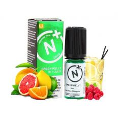 E-liquide Nic Salt Green Kelly T-Juice