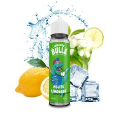 E-liquide Mojito Limonade 50ml Monsieur Bulle by Liquideo