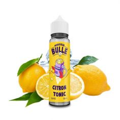 E-liquide Citron Tonic 50ml Monsieur Bulle by Liquideo
