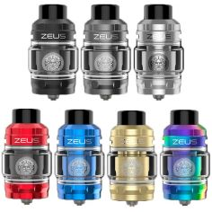 Clearomiseur Zeus Sub-Ohm Geek Vape