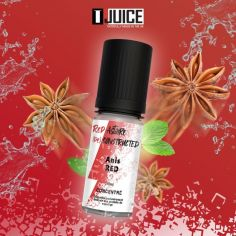 Eliquide Red Astaire deconstructed Anis Red T-Juice