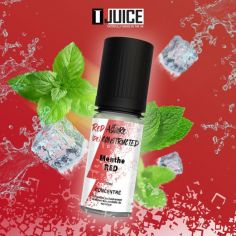Eliquide Red Astaire deconstructed Menthe Red T-Juice