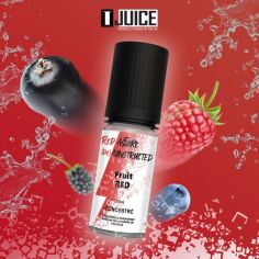 Eliquide Red Astaire deconstructed Fruit Red T-Juice