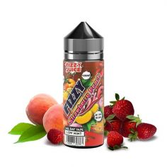 E-liquide Strawberry Peach 100ml Fizzy Juice Mohawk & Co