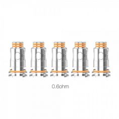 Pack 5 résistances Aegis Boost Geek Vape