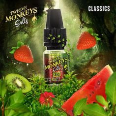 E-liquide Kanzi Salts Twelve Monkeys