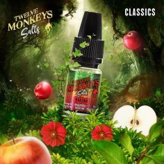 E-liquide Hakuna Salts Twelve Monkeys