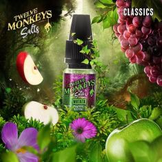 E-liquide Matata Salts Twelve Monkeys