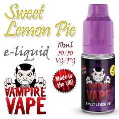 E-liquide Sweet Lemon Pie Vampire Vape