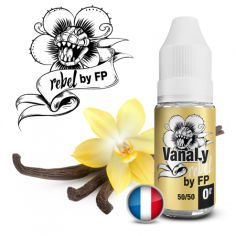 E-liquide Vanaly Rebel Flavour Power