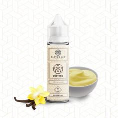 E-liquide Custard 50ml Flavor Hit