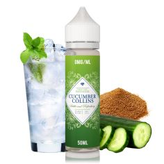 E-liquide Cucumber Collins 50ml FUU