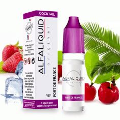 E-liquide ALFALIQUID fort de france