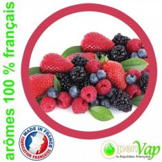E-liquide Fruits Rouges OPENVAP