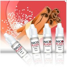 E-liquide Tabac Blond Sweet NICOFLASH
